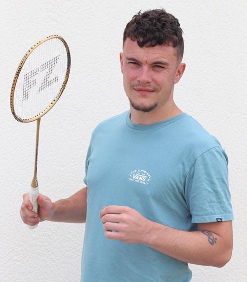 coach badminton SPTR