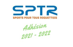 Read more about the article Adhésion SPTR 2021-2022
